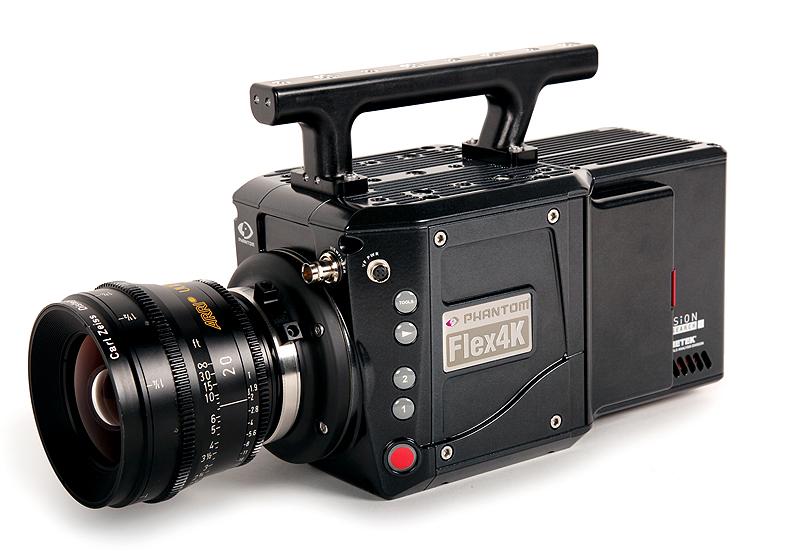 Phantom Flex Camera Rental • New Orleans - Dallas • 4:4:4 Camera ...