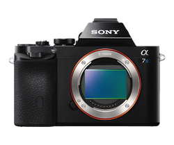 Sony a7S Front